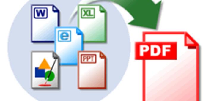 Fabriquer du PDF