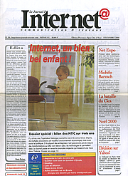 Le journal d'internet