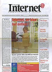 Le journal d'internet