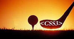 CSS3_golf