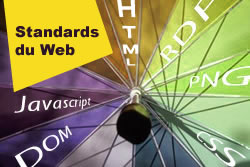 Les standards du web